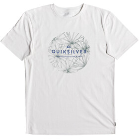 Quiksilver Classic Bob SS Tee Men Gardenia Heather